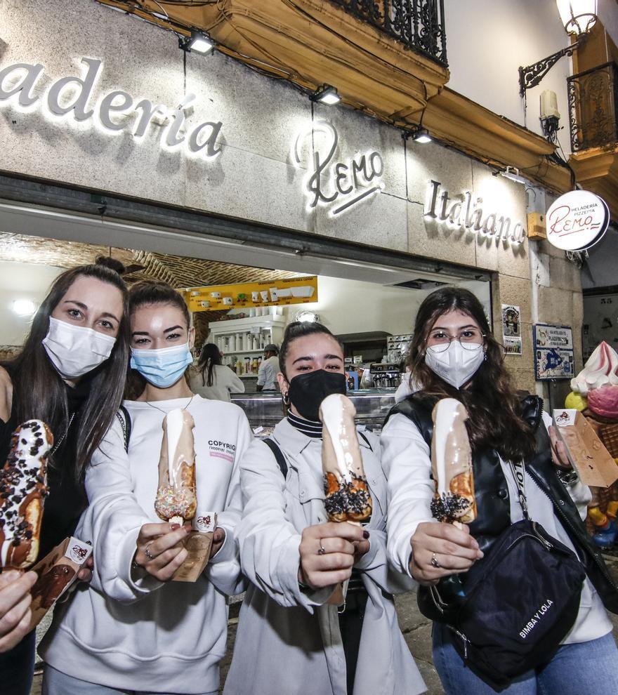 Los dulces eróticos llegan a Cáceres
