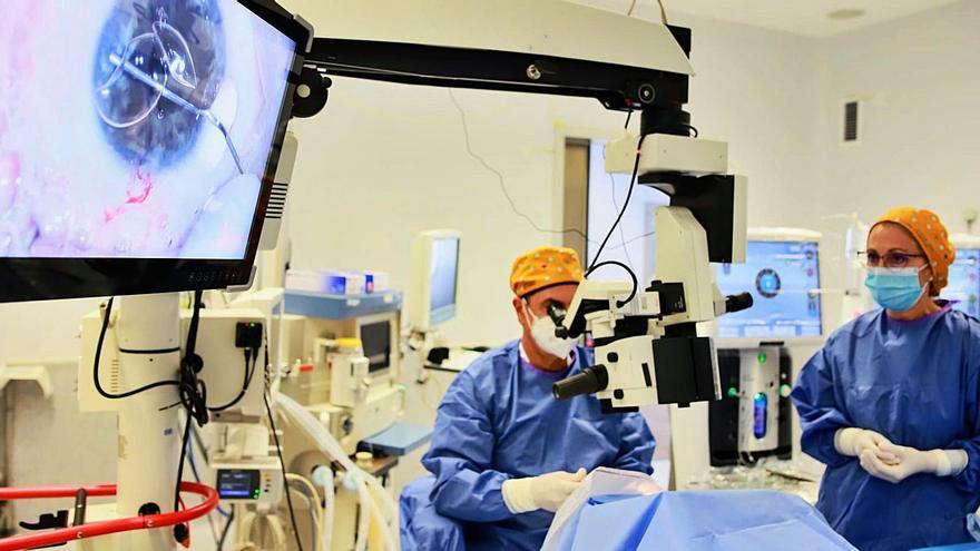 Faco muestra diez cirugías de alta complejidad a los 600 especialistas de su congreso