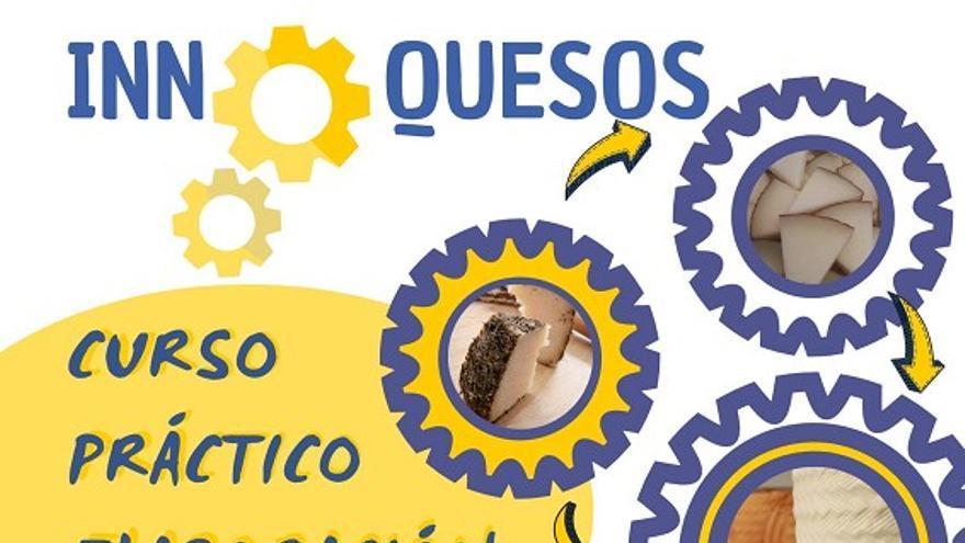 Curso práctico de elaboración de quesos #Innoquesos