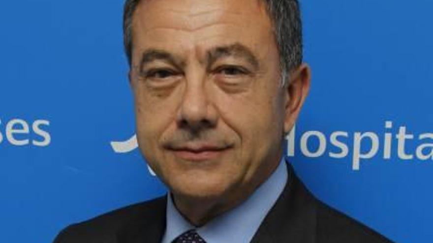 Sanitas nombre un nuevo director gerente del Hospital de Manises