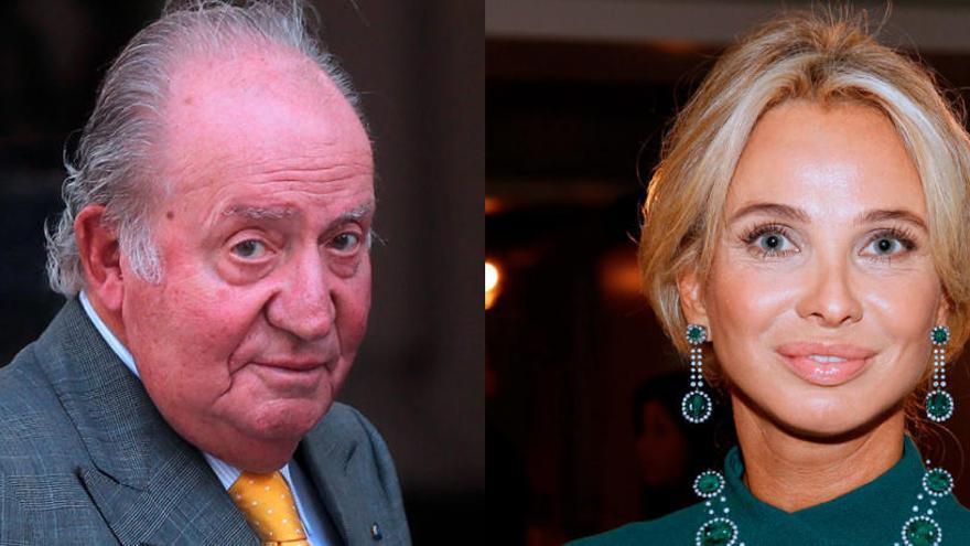 La Fiscalia suïssa investiga una donació milionària del rei Joan Carles a Corinna