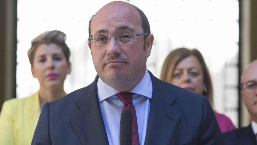 Piden 9 años de cárcel para Pedro Antonio Sánchez por el caso Púnica