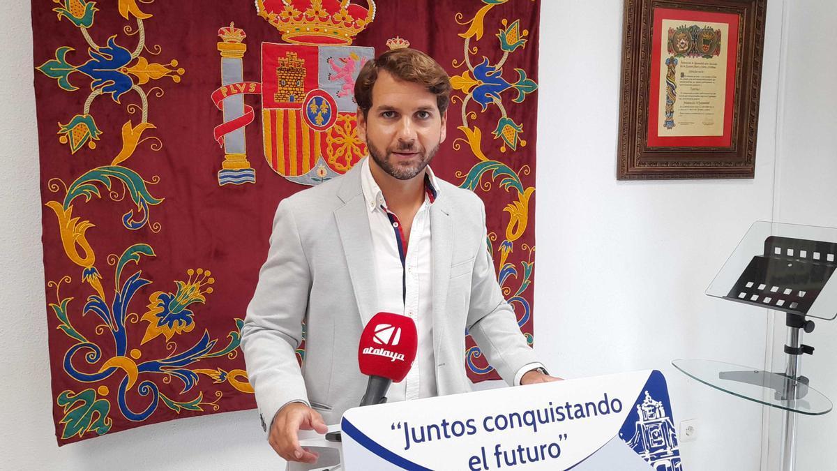 Fernando Priego avanza las novedades sobre el futuro centro universitario.iversitario.
