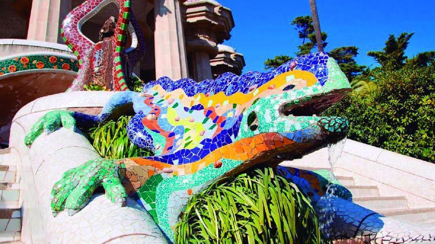 Parque Güell, una maravilla de Gaudí