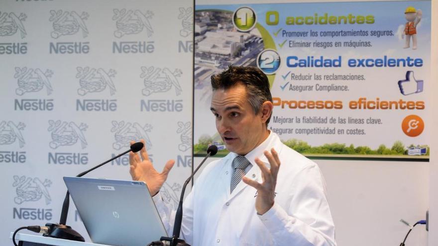 Nestlé-Pontecesures refuerza sus certificados de calidad y medio ambiente
