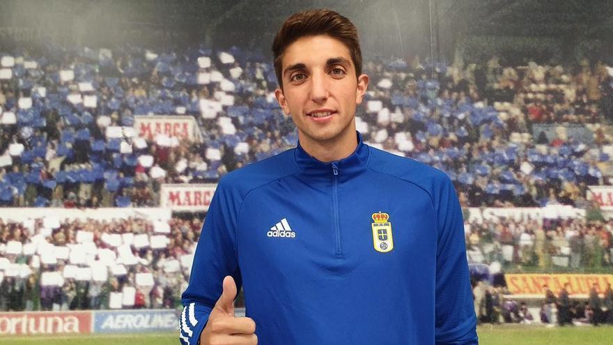 Edgar González, quinto fichaje del Oviedo