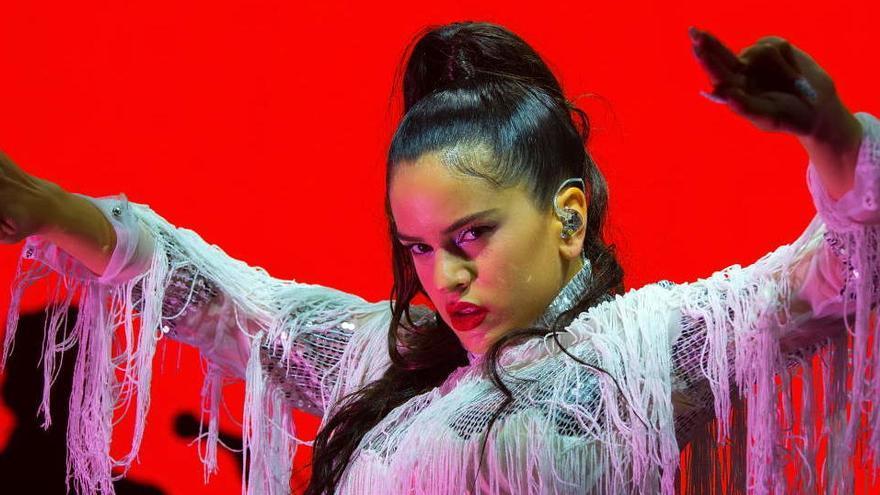 """Rosalía y Bad Bunny entran en """"los 500 mejores discos"""" de la historia para Rolling Stone"""
