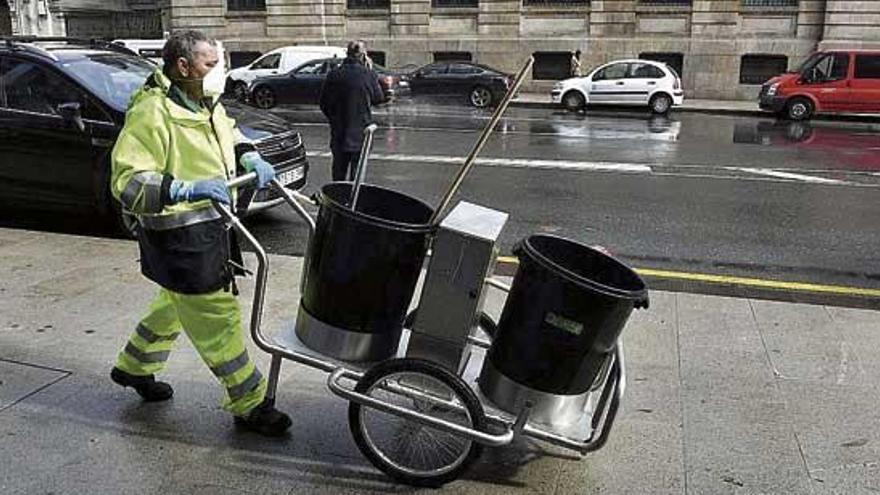 Cespa queda en puertas de asumir la recogida de la basura al rechazarse la queja de Copasa
