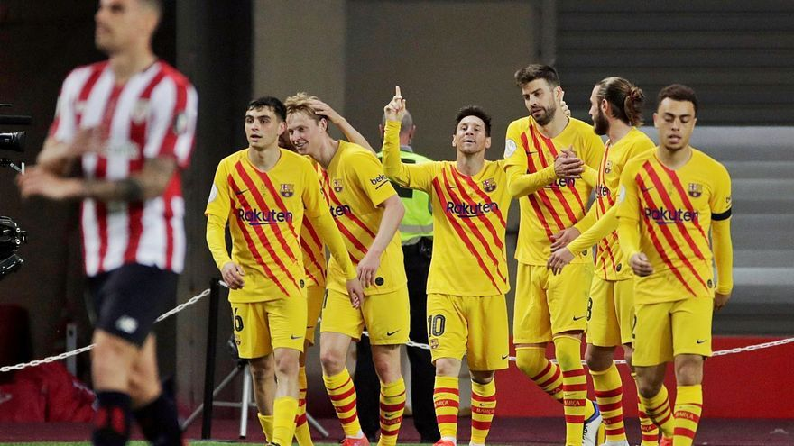 El Barcelona se corona en La Cartuja
