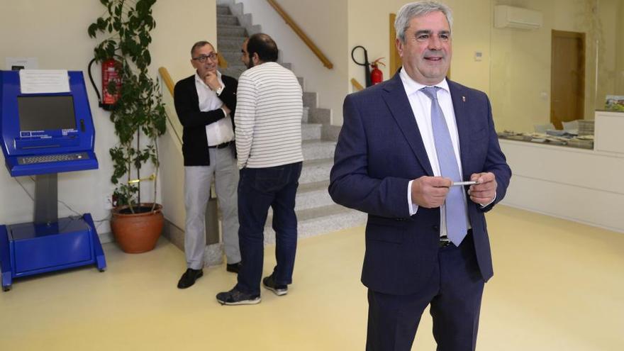 Gestal inicia nuevo ciclo político en Carral