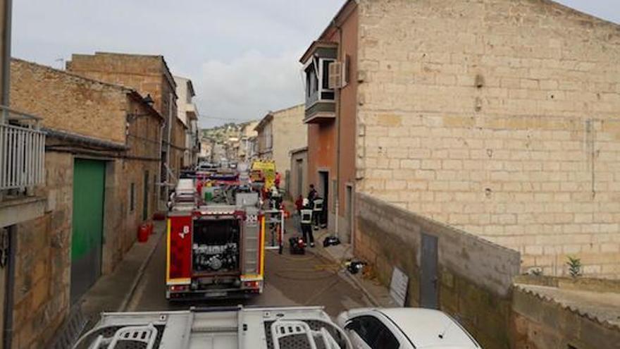 Heizstrahler löste tödlichen Brand von Vilafranca aus