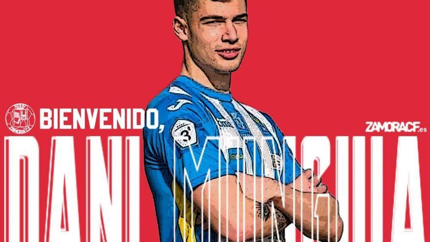 Dani Munguía llega al Zamora CF