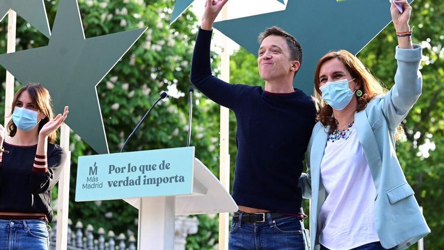 Errejón aprovecha el tirón del 4-M para buscar nuevas alianzas territoriales y ecologistas