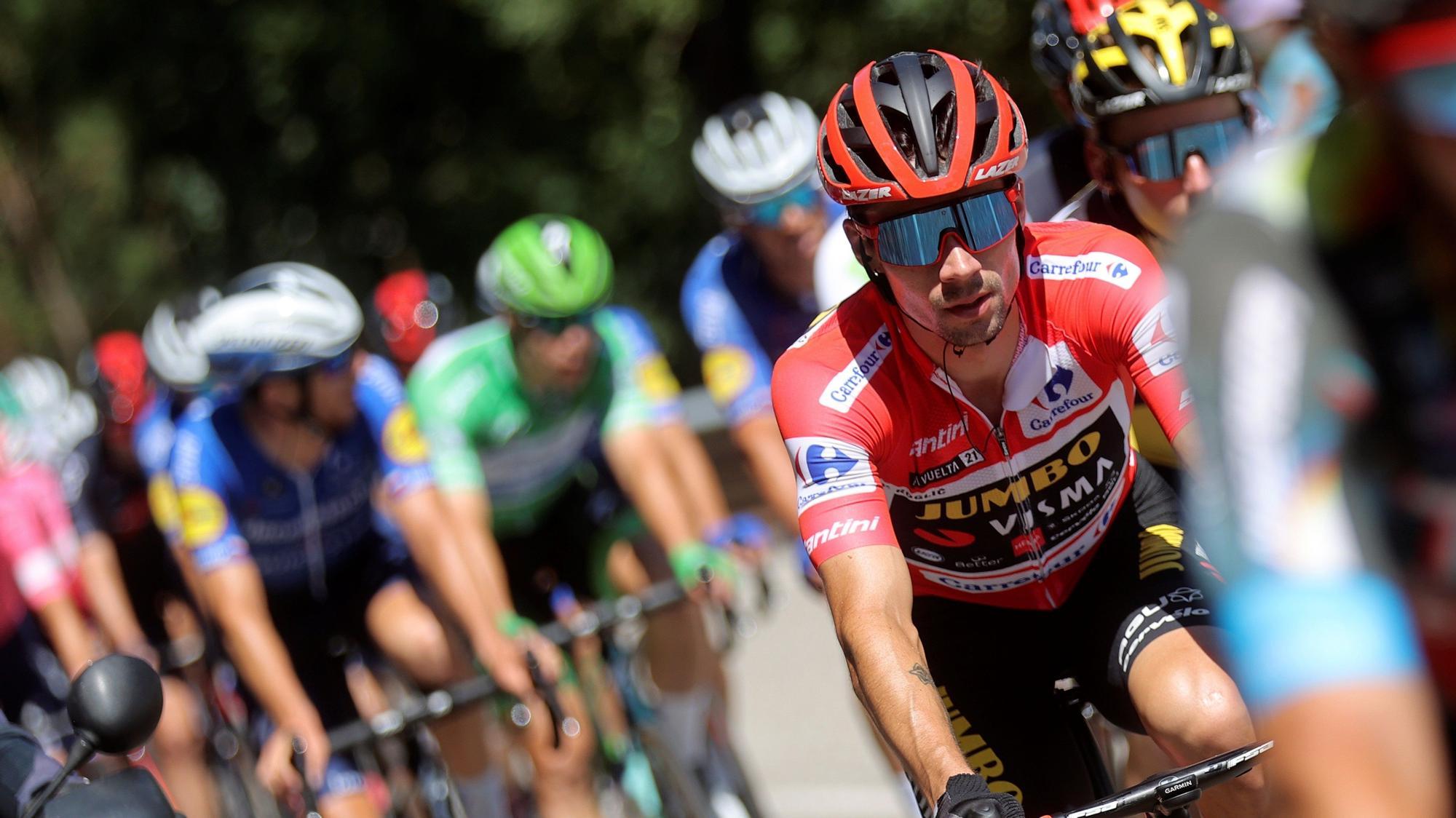 Etapa 20 de la Vuelta a España: Sanxenxo - Mos