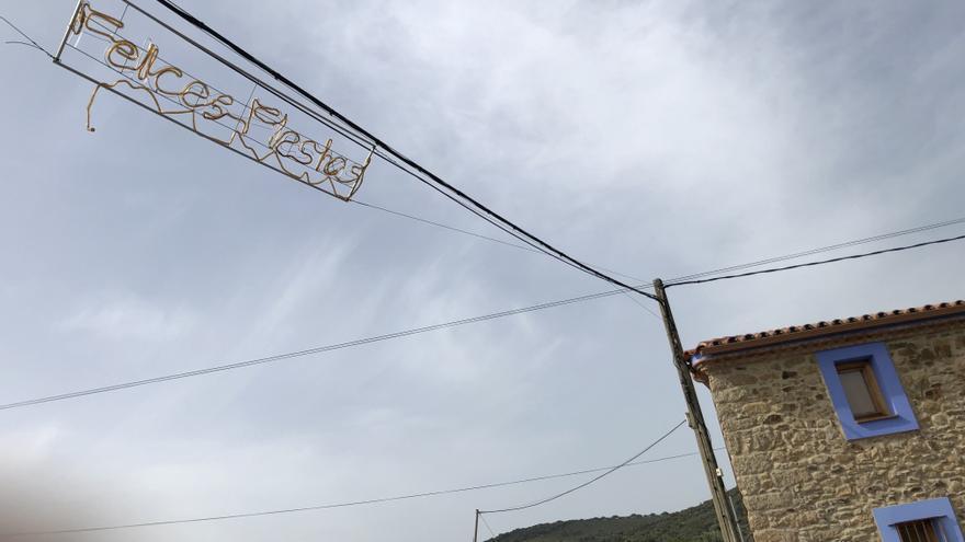 Herguijuela, el pueblo donde siempre es Navidad