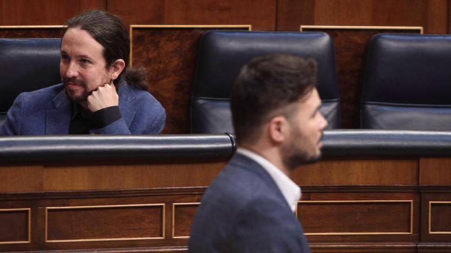 El Gobierno negociará los Presupuestos con ERC y EH Bildu