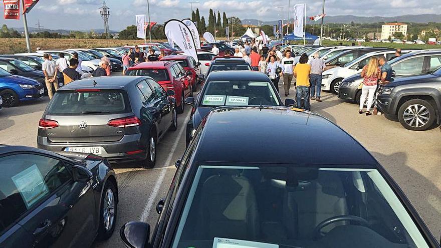 Fornells acull fins al 19 de setembre la fira del vehicle Expocasió Girona