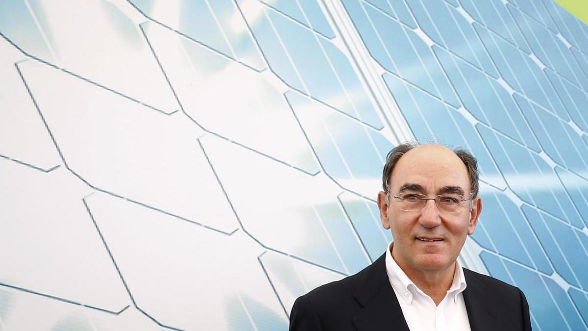 Ignacio Galán, presidente de Iberdrola.