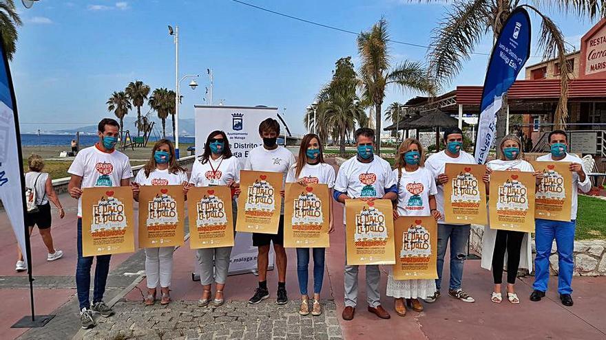 Comercio y Málaga Este lanzan la campaña 'Haz Barrio'
