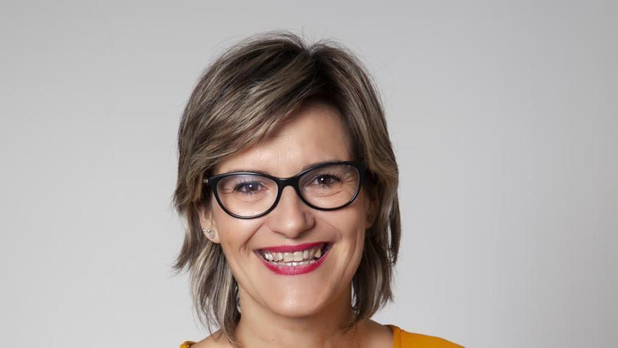 Rosa Mª García, candidata de Compromís en Quart