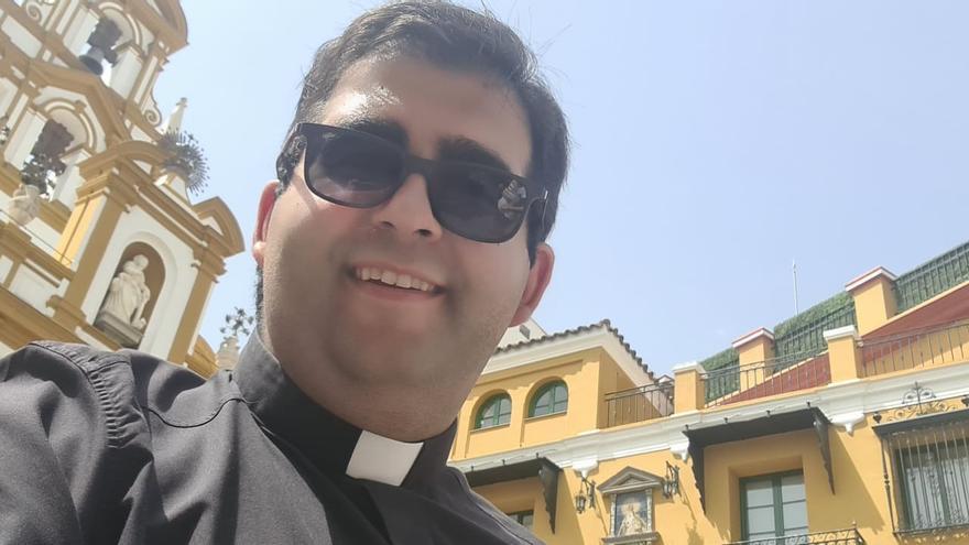 El joven zamorano Juan José Carbajo, ser cura a los 26 años