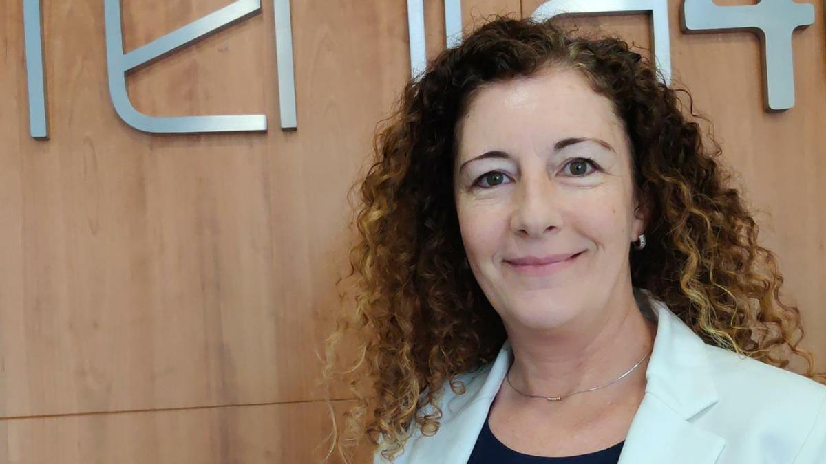 Isabel Pascual. Asesora de Inversiones de la oficina de Renta 4 Alicante