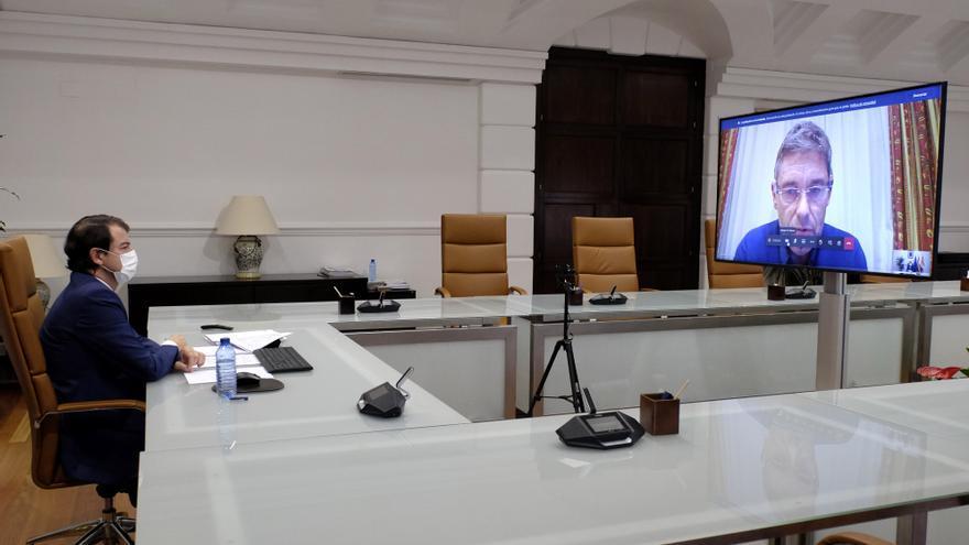 El comité de expertos COVID de Castilla y León descarta el confinamiento general
