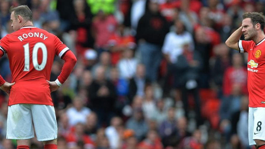 El Manchester United de Van Gaal cae en su estreno