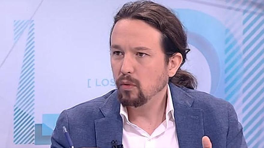 Iglesias ve insuficiente la ley sobre el juego de Garzón