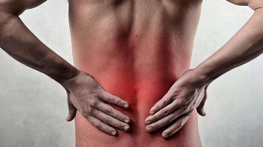 Consells per poder controlar el dolor lumbar
