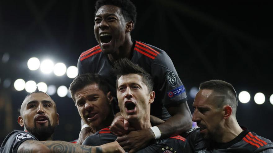 El Bayern vuelve a humillar al Arsenal
