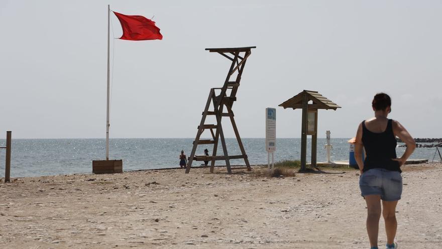Abiertas al baño las playas de la Pobla de Farnals, El Puig y Puçol