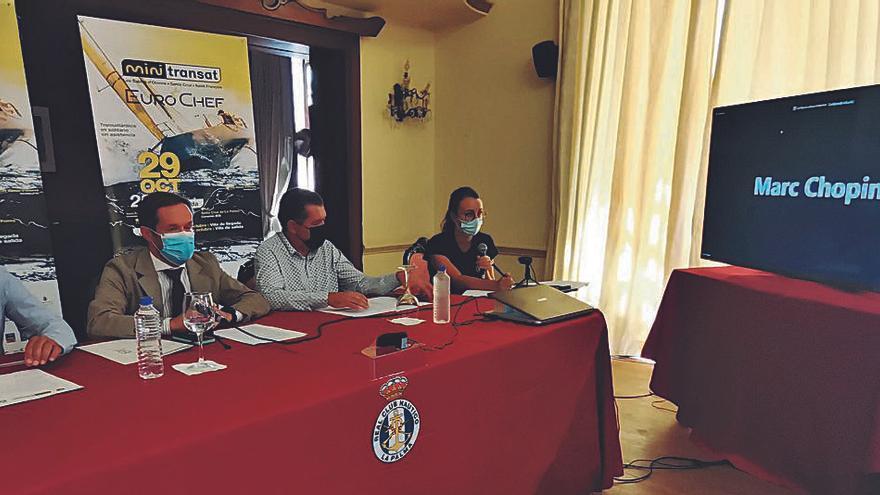 La Mini Transat 2021 llevará a La Palma  la «fiesta de la vela»