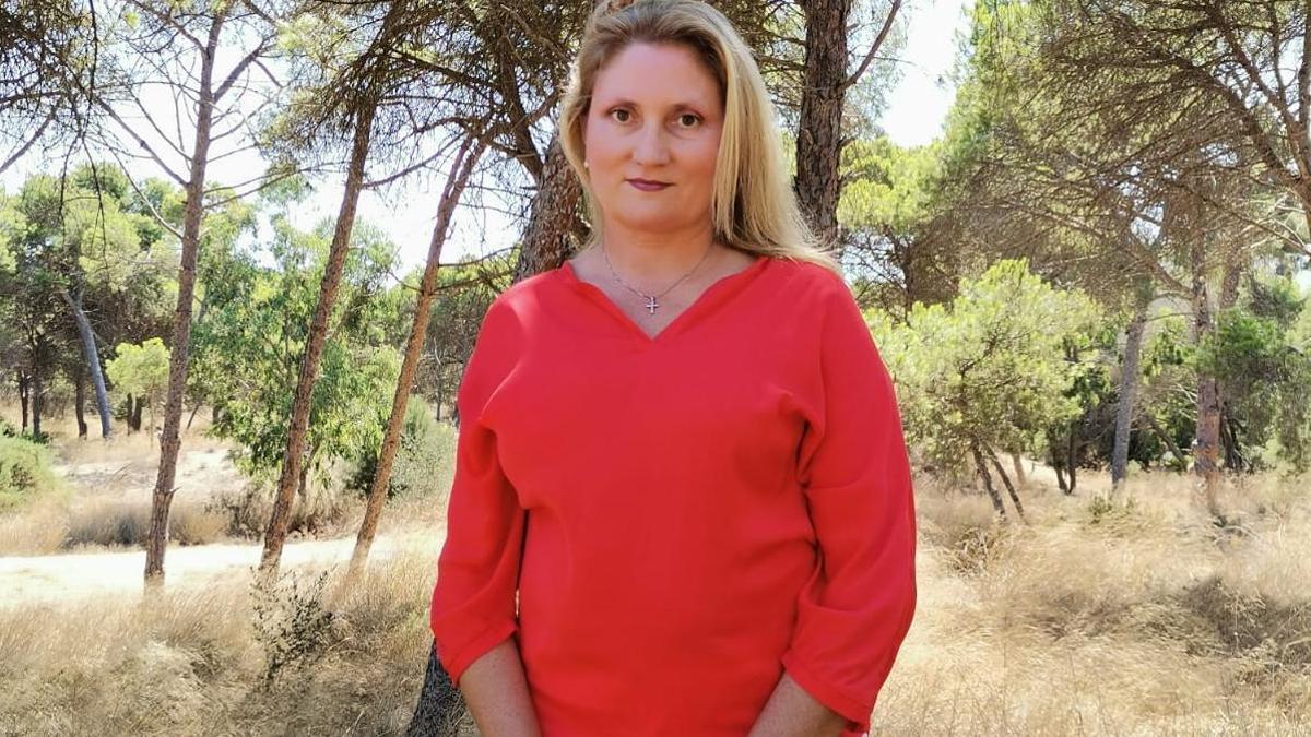 María Jesús Calderón, responsable económico-financiero de Hidraqua.