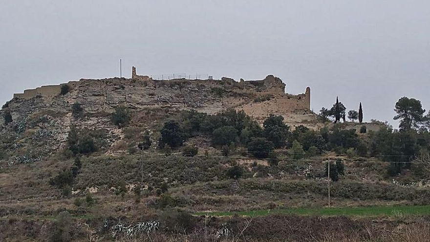 Castellolí té a les mans el treball tècnic per afermar el castell medieval