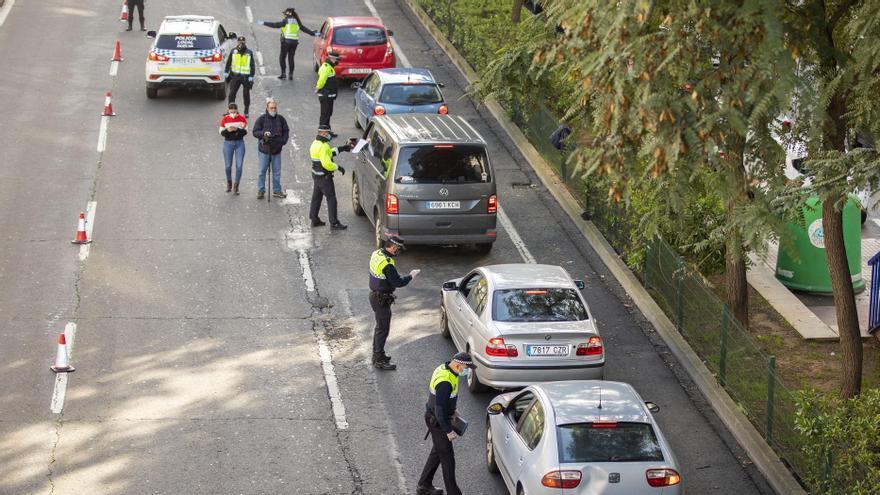 Andalucía amplía el miércoles el cierre perimetral a casi medio millar de municipios