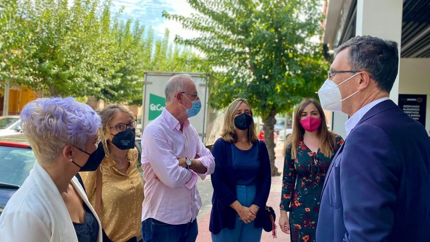 El PP de Murcia acusa al alcalde Serrano de no recibir a ninguno de sus pedáneos desde la moción de censura