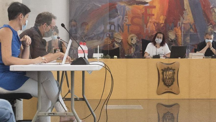 L'oposició de Sant Fruitós torna a portar al ple presumptes irregularitats en expedients de la Policia Local