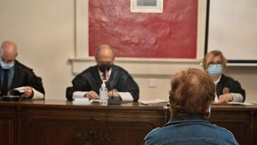 Dos años de cárcel para la tía que se gastó el dinero de la herencia del sobrino en Zamora