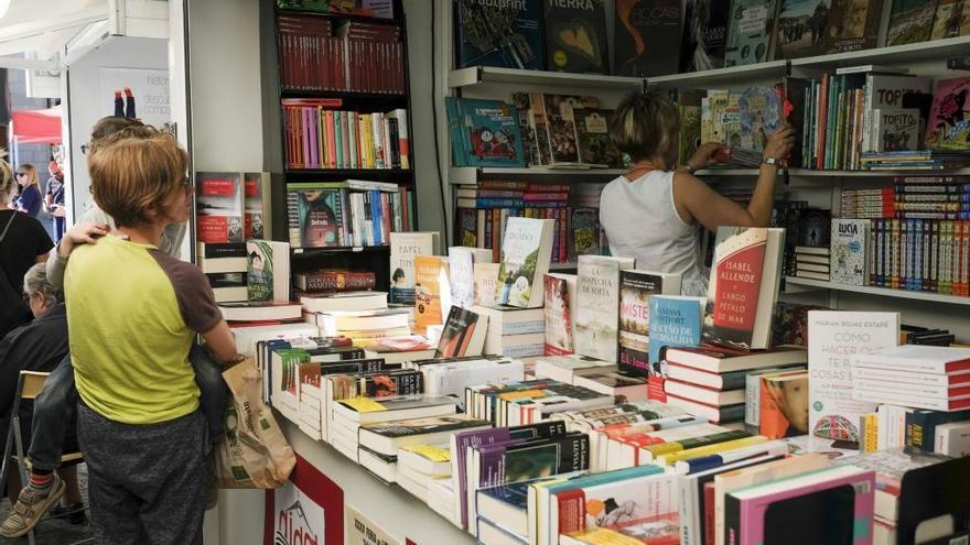 Cinco librerías organizan una Feria del Libro en Zamora edición COVID