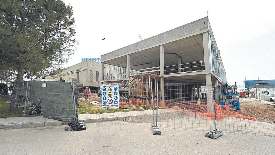 El Hospital de la Plana contará con un nuevo edificio para consultas externas
