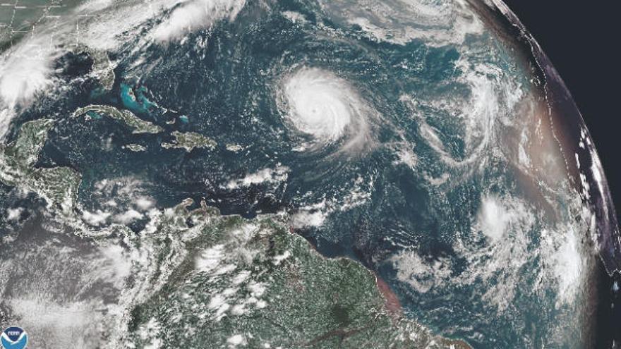 """El cambio climático muestra sus efectos en una temporada """"anómala"""" de ciclones"""