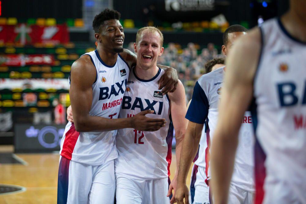 Bilbao Basket - Baxi Manresa, en imatges