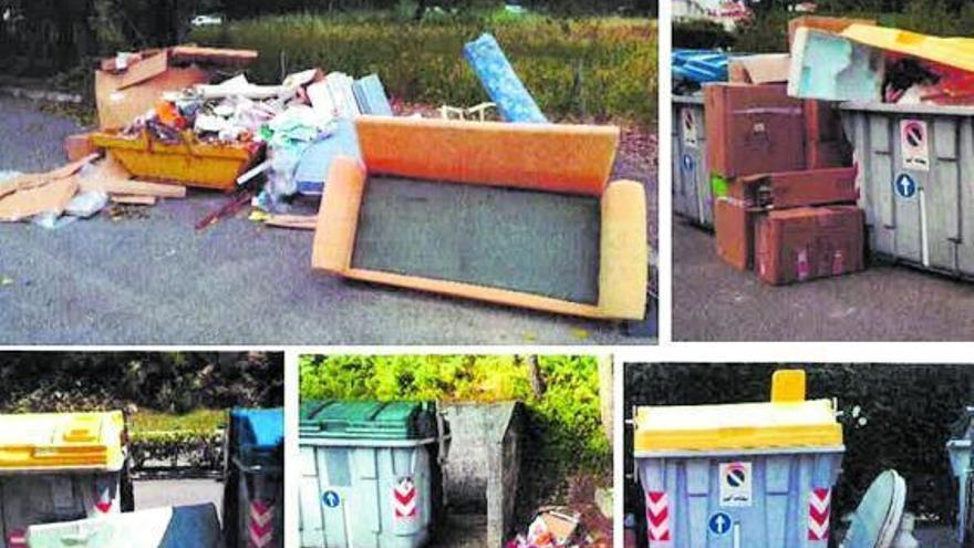 Los vecinos reclaman que se garantice la salubridad e imagen de la isla de A Toxa