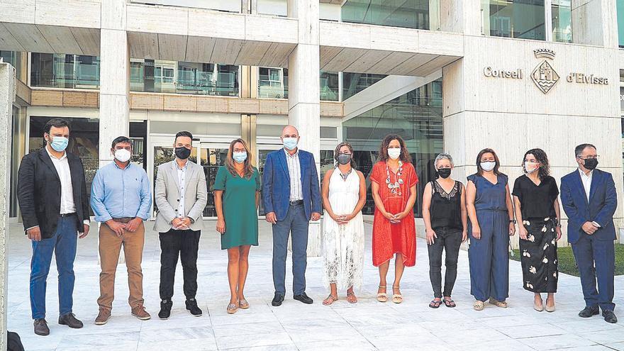 Los consells se unen al Govern  para afrontar el reto demográfico