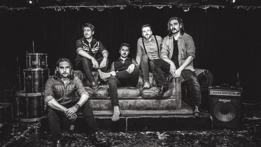 La banda valenciana Indian Hawk lanza su primer trabajo