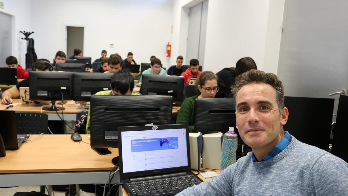Sergio Banderas es uno de los ponentes de la feria virtual de FP.