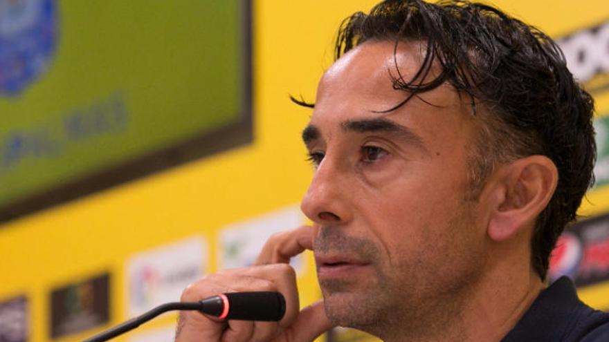 """Paquito: """"El fútbol es fácil, sencillo; es de los jugadores"""""""