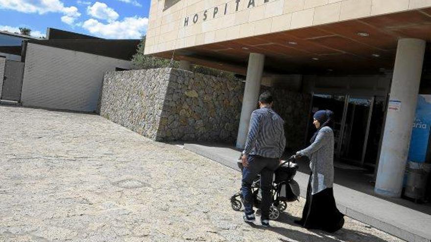 Das Krankenhaus des Inselostens