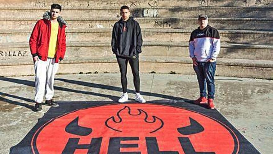 Les Hell Battles volen fer de Berga un referent a Catalunya de rap improvisat